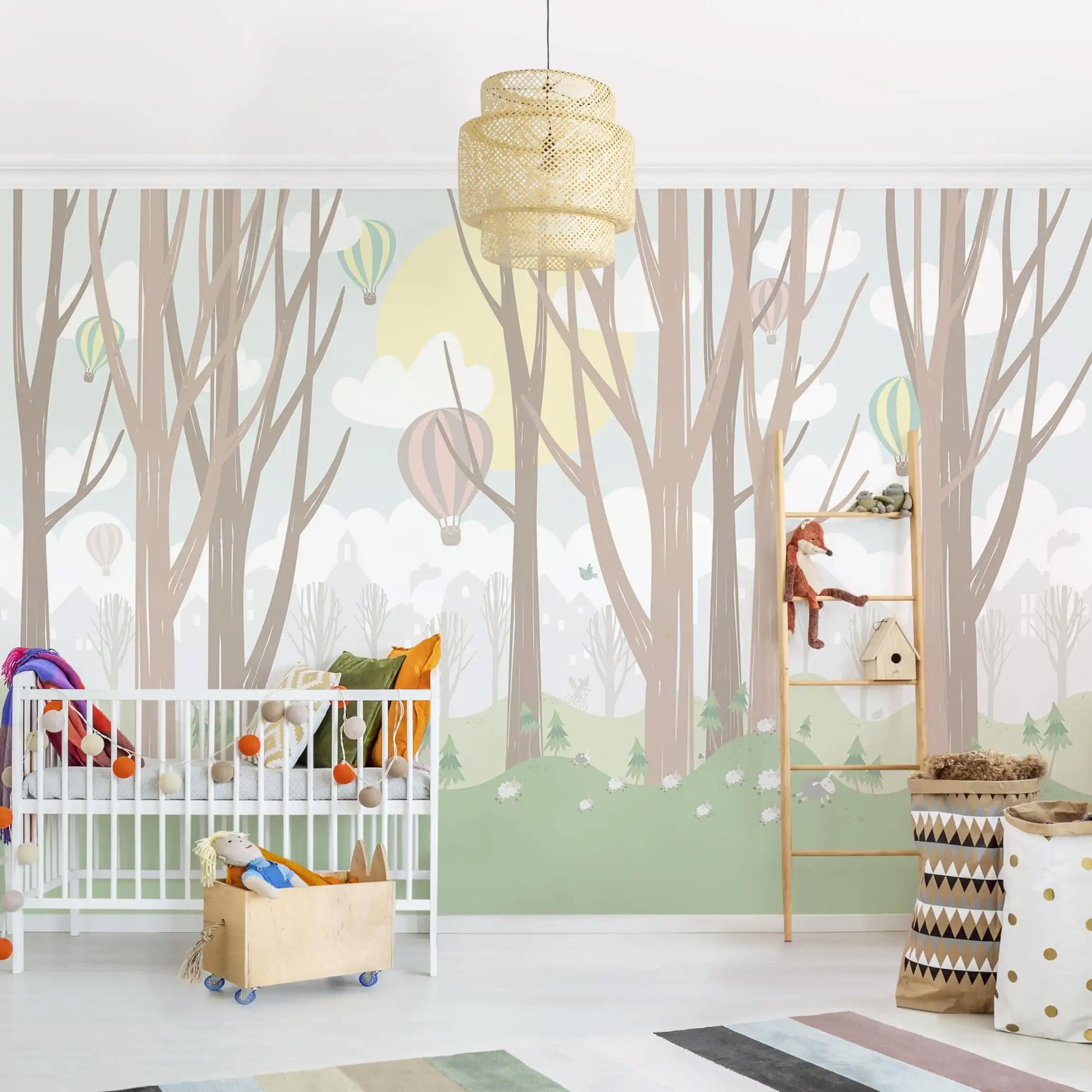 Fototapete Kinderzimmer